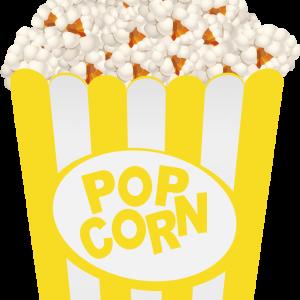CardBoard Bucket Popcorn Box