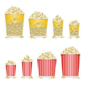 Popcorn Cone Boxes