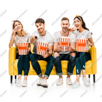 Movie Night Popcorn Boxes-1