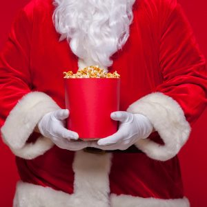 Christmas Popcorn Boxes